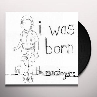 The Menzingers I WAS BORN Vinyl Record
