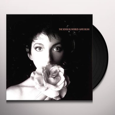 Kate Bush SENSUAL WORLD Vinyl Record