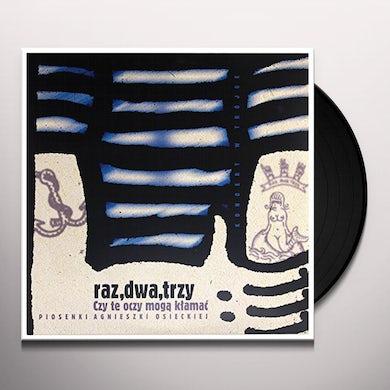 Raz Dwa Trzy CZY TE OCZY MOGA KLAMAC Vinyl Record