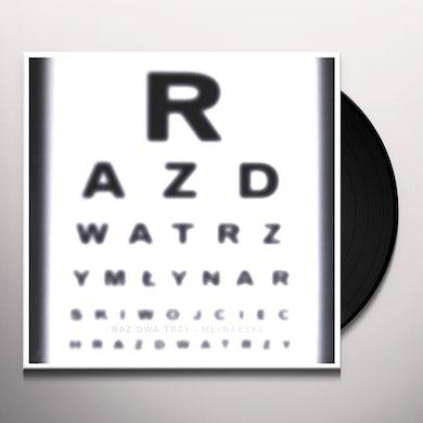 Raz Dwa Trzy MLYNARSKI Vinyl Record