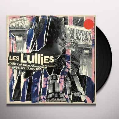 Les Lullies DON'T LOOK TWICE Vinyl Record