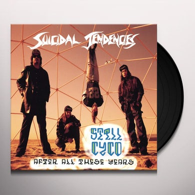 Suicidal Tendencies STILL CYCO PUNK AFTER ALL THESE YEARS Vinyl Record
