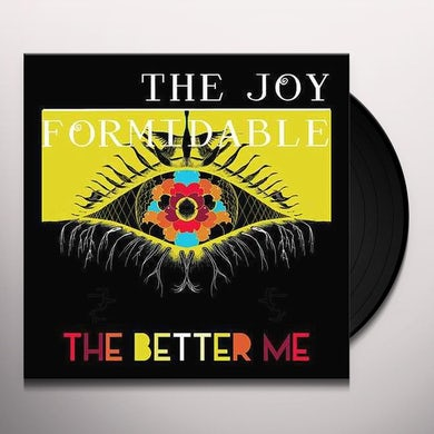 The Joy Formidable BETTER ME / DANCE OF THE LOTUS Vinyl Record