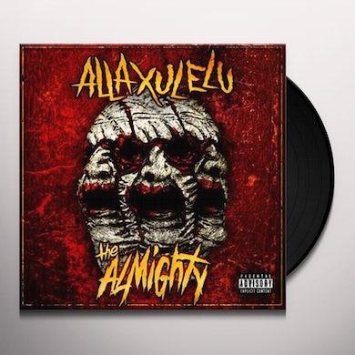 Alla Xul Elu ALMIGHTY Vinyl Record