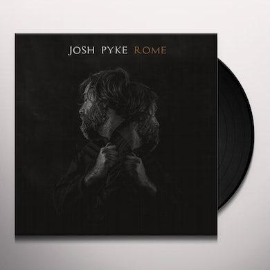 Josh Pyke ROME Vinyl Record