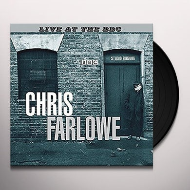 Chris Farlowe  LIVE AT THE BBC Vinyl Record