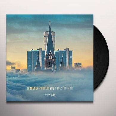 Terrence Parker GOD LOVES DETROIT Vinyl Record