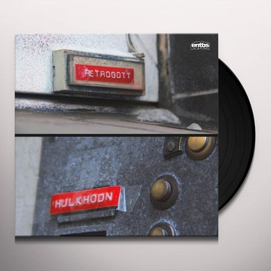 Retrogott & Hulk Hodn FRESH UND UMBENANNT (GER) Vinyl Record