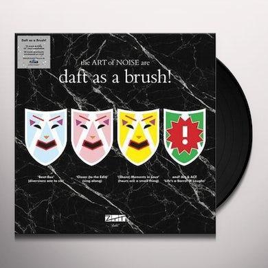 Art Of Noise DAFT AS A BRUSH! Vinyl Record