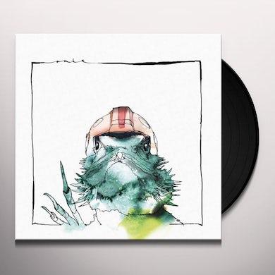 Acid Pauli & Nico Stojan FLYING LIZARD Vinyl Record