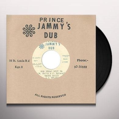 SHE BROAD BOUT YA / VARIOUS Vinyl Record