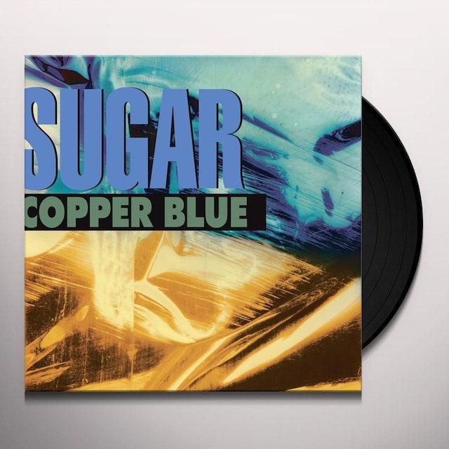 Sugar COPPER BLUE Vinyl Record