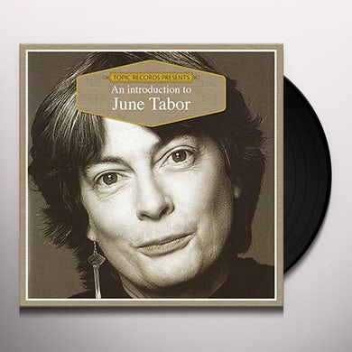 June Tabor INTRODUCTION TO... Vinyl Record