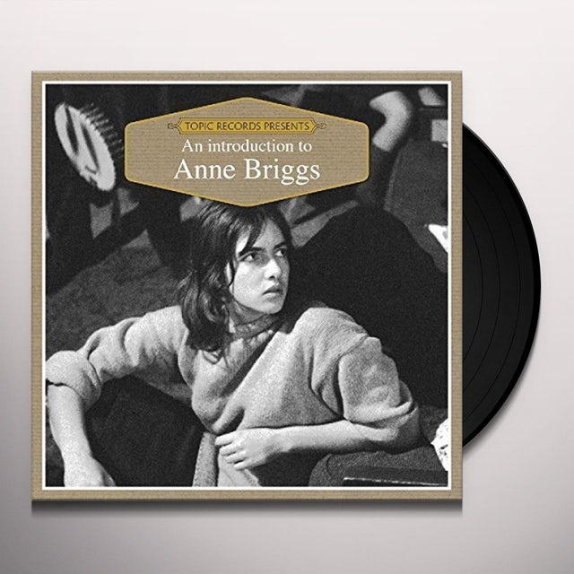 Anne Briggs INTRODUCTION TO... Vinyl Record
