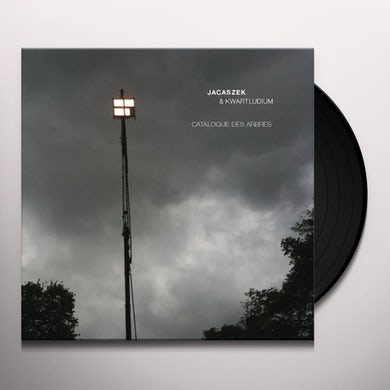 Jacaszek CATALOGUE DES ARBRES Vinyl Record
