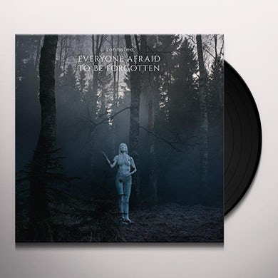 ionnalee EVERYONE AFRAID TO BE FORGOTTEN Vinyl Record