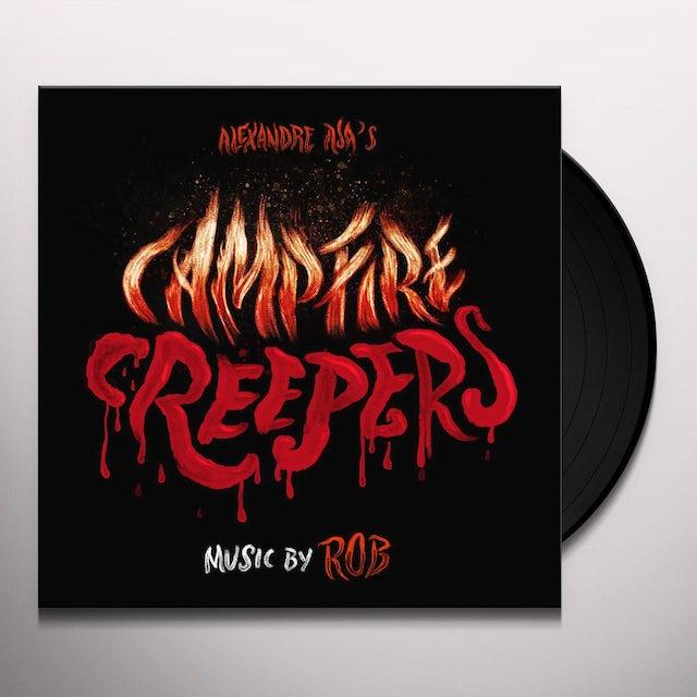 Rob CAMPFIRE CREEPERS / Original Soundtrack Vinyl Record