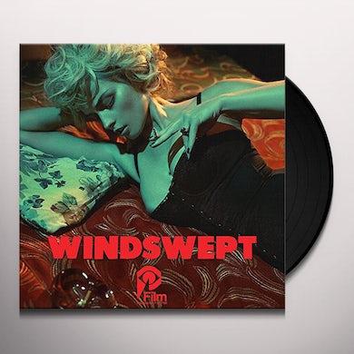 Johnny Jewel WINDSWEPT (BLUE MIST LP) Vinyl Record - UK Release