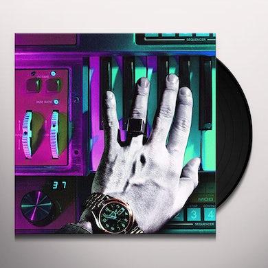 Chromatics TICK OF THE CLOCK Vinyl Record