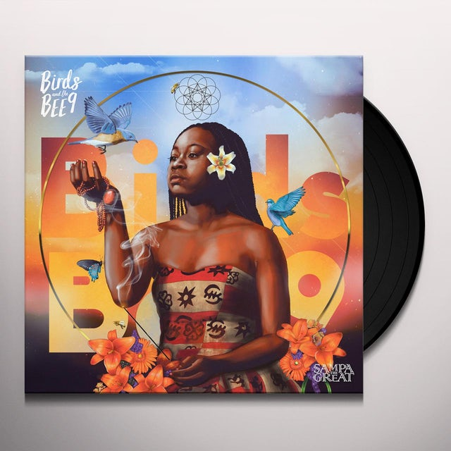 Sampa The Great BIRDS AND THE BEE9 Vinyl Record