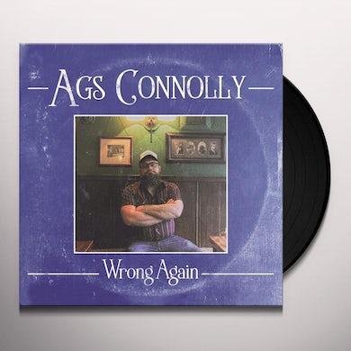 WRONG AGAIN Vinyl Record