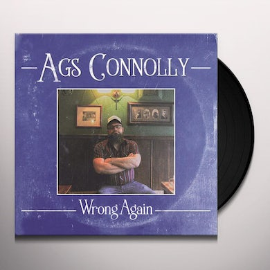 Ags Connolly WRONG AGAIN Vinyl Record