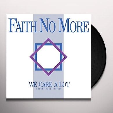 Faith No More WE CARE A LOT Vinyl Record