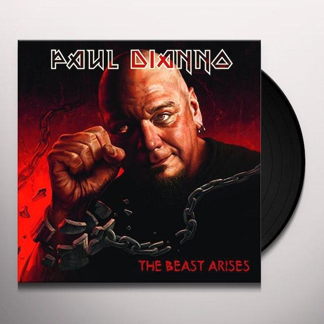 Paul Dianno BEAST ARISES Vinyl Record