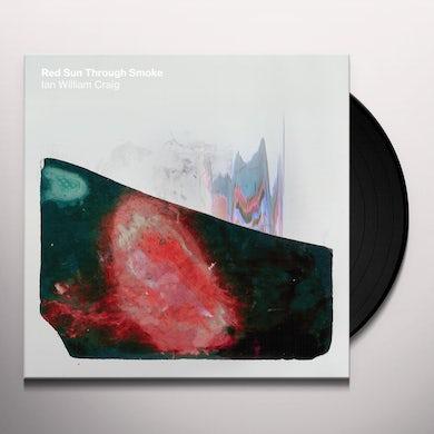 RED SUN THROUGH SMOKE Vinyl Record
