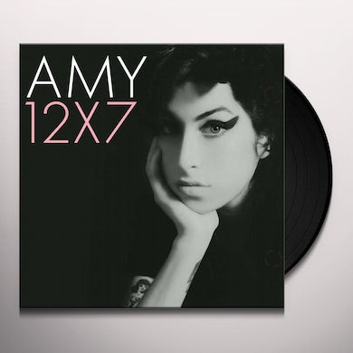 """Amy Winehouse 12x7: The Singles Collection (12 7"""" Singles Box Set) Vinyl Record"""