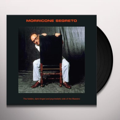 """Morricone Segreto (Yellow 2 LP + 7"""" Single Collector's Edi Vinyl Record"""