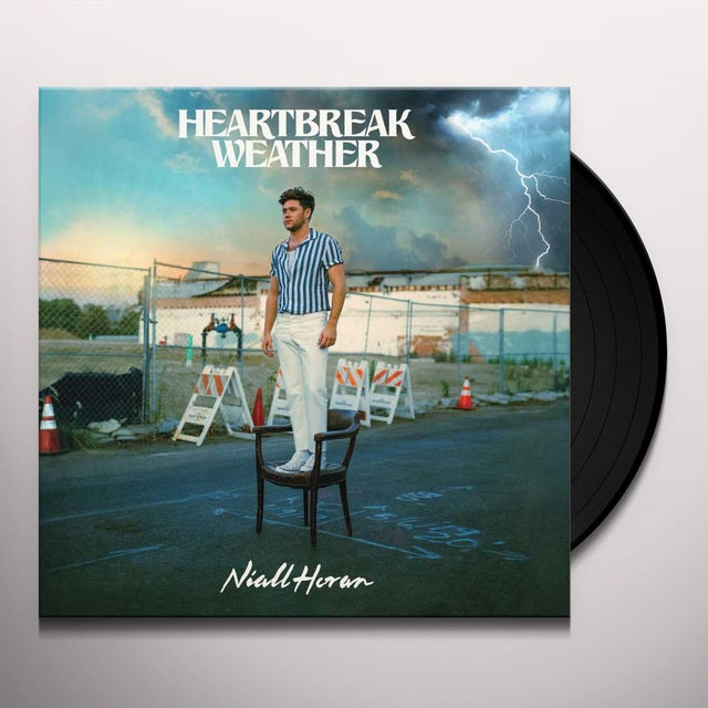 Niall Horan HEARTBREAK WEATHER Vinyl Record