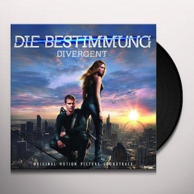 Divergent Vinyl Record