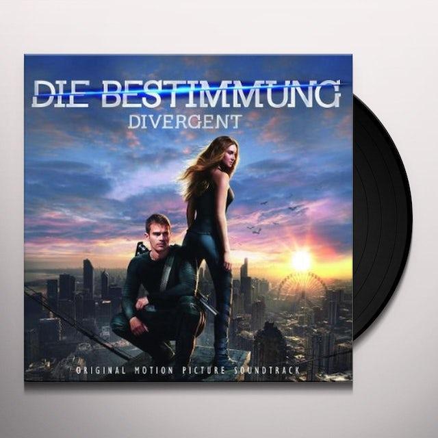 Divergent / O.S.T. Vinyl Record
