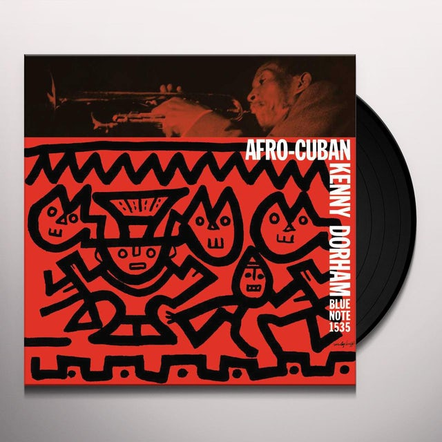 Kenny Dorham AFRO-CUBAN Vinyl Record