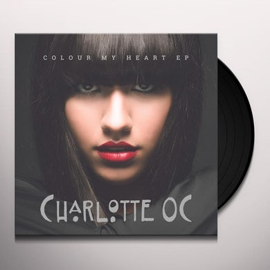 Charlotte Oc COLOUR MY HEART Vinyl Record