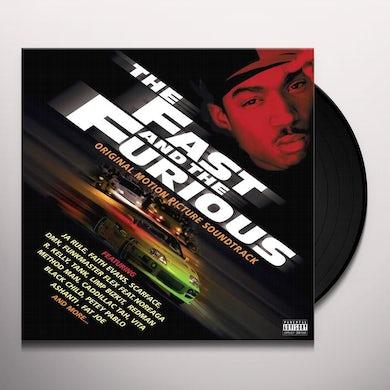 FAST & FURIOUS / O.S.T. FAST & FURIOUS / Original Soundtrack Vinyl Record