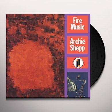 Archie Shepp FIRE MUSIC Vinyl Record