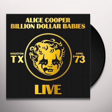 Alice Cooper RSD-billion dollar babies (live) Vinyl Record