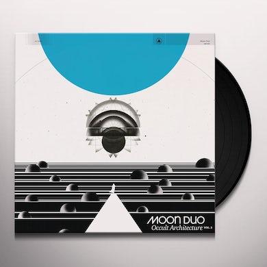 Moon Duo OCCULT ARCHITECTURE 2 Vinyl Record