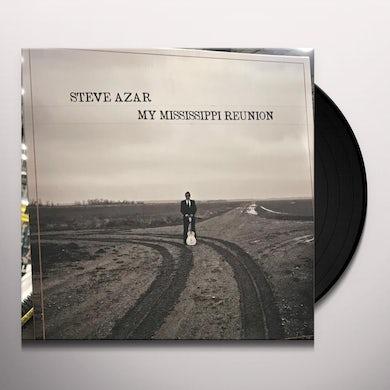Steve Azar MY MISSISSIPPI REUNION Vinyl Record
