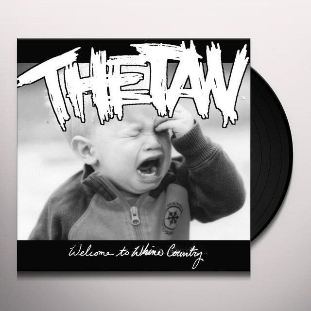 Thetan WELCOME TO WHINE COUNTRY Vinyl Record