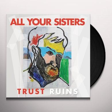 TRUST RUINS Vinyl Record