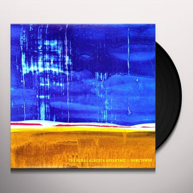 The Rural Alberta Advantage HOMETOWNS Vinyl Record