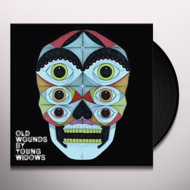 Young Widows OLD WOUNDS Vinyl Record