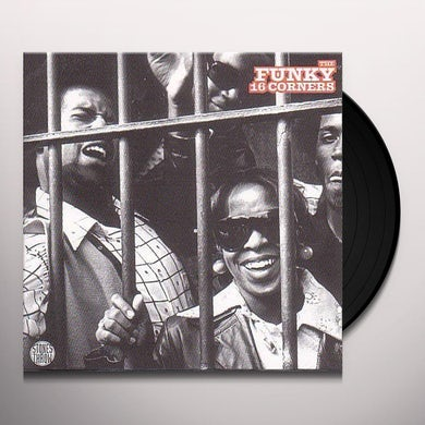 FUNKY 16 CORNERS / VARIOUS Vinyl Record