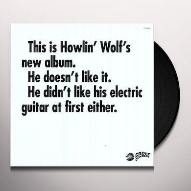 Howlin' Wolf ALBUM Vinyl Record