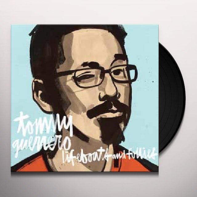 Tommy Guerrero LIFEBOATS & FOLLIES Vinyl Record