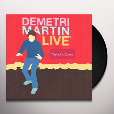 LIVE (AT THE TIME) Vinyl Record