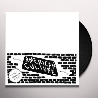 AMERICAN CULTURE PURE AMERICAN GUM Vinyl Record